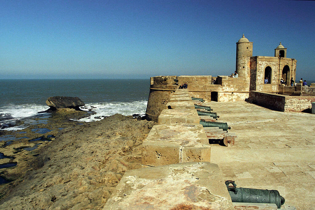 The Medina of Essaouira